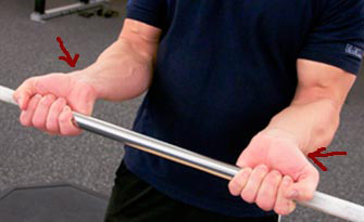 5 Tips To Eliminate Bicep Curl Wrist Pain And Forearm