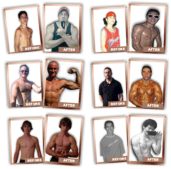 The body transformation blueprint what do these guys have that you dont the right plan malvernweather Gallery