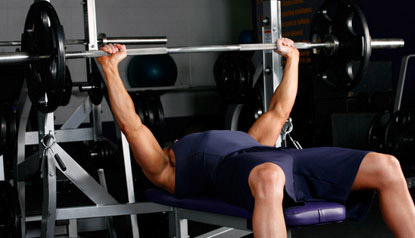 bench presses necessary