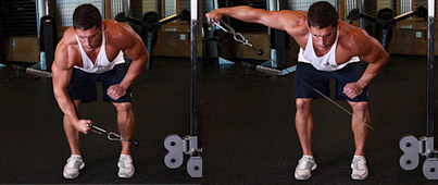 Rear Delt Cable Raise How To Fix &quo...
