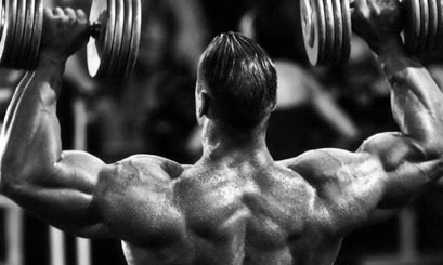 best shoulder exercises for mass
