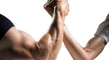 build forearm mass