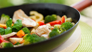 less calories on rest days