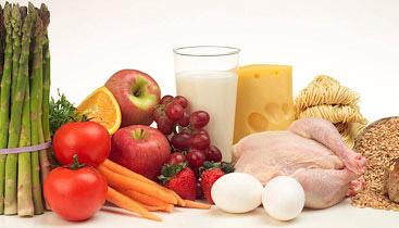 clean bulking foods