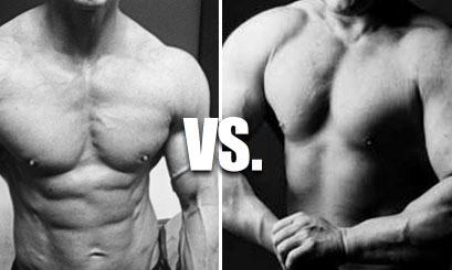 clean bulking vs dirty bulking