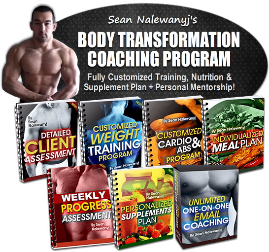 body transformation coaching