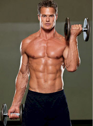 how to make muscles stronger not bigger