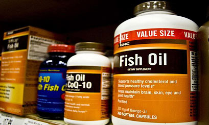fish oil bodybuilding supplement