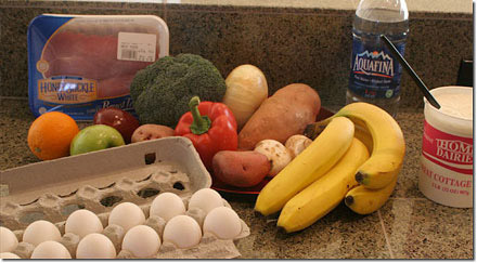 bodybuilding and fitness nutrition
