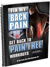 fix my back pain e-book
