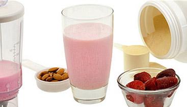 homemade weight gainer shake