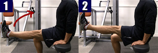 leg extension tip