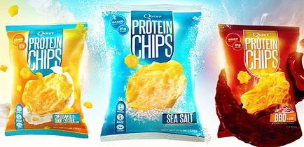quest protein chips review