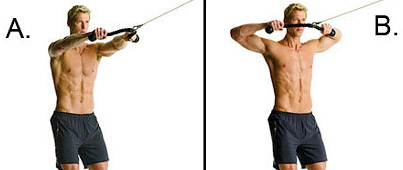 rope face pulls