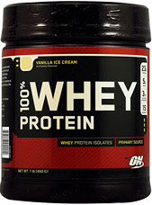 sealed protein powder