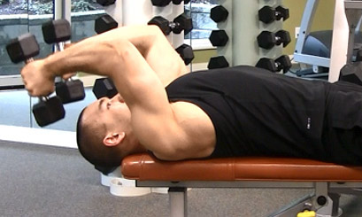 1 Skull Crushers Form Tip For Better Tricep Growth