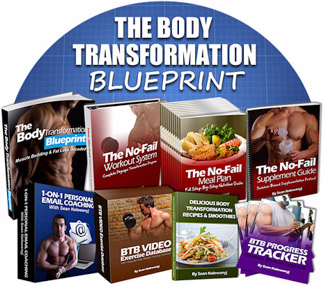 Body Transformation Blueprint