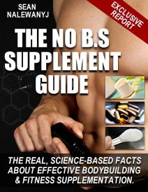 the no b.s supplement guide