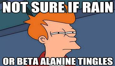 beta alanine side effects