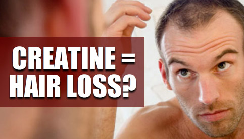 Can you lose creatine through masturbation