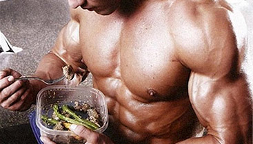 calories to build muscle