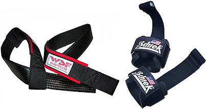 lifting straps and lifting hooks