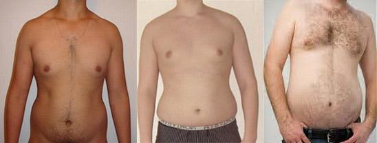 skinny fat cut