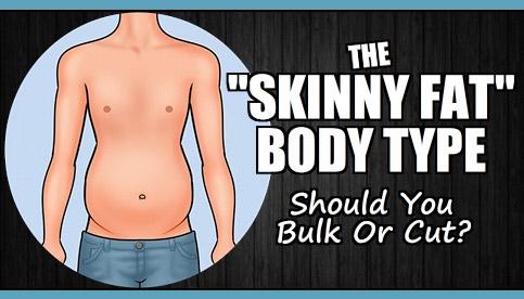 skinny fat body