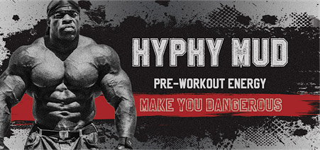 hyphy mud pre-workout