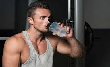 bodybuilding and water intake