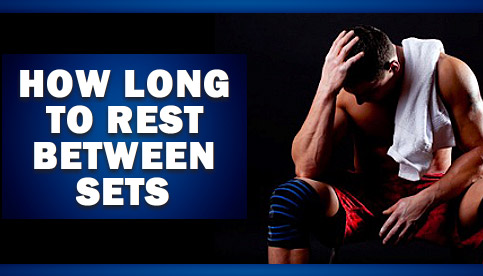 how long to rest between sets