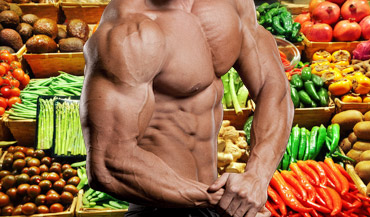 vegan bodybuilder