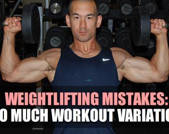 workout variation