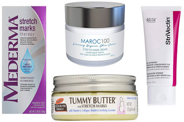stretch mark cures