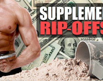 supplement ripoffs