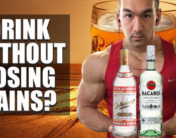 alcohol and bodybuilding