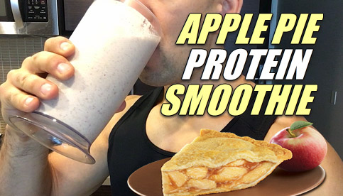 bodybuilding breakfast shake