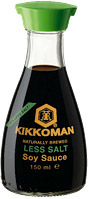 low sodium soy sauce