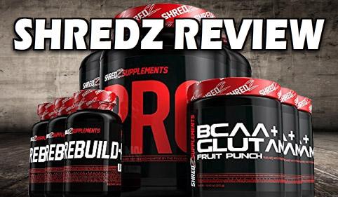 shredz supplement review