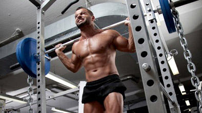 squats growth hormone