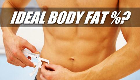 best body fat percentage