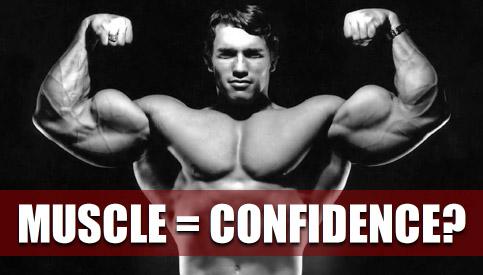 bodybuilding confidence
