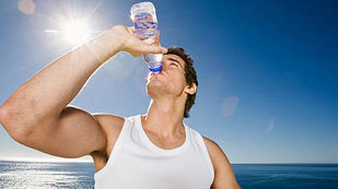 fat loss water intake