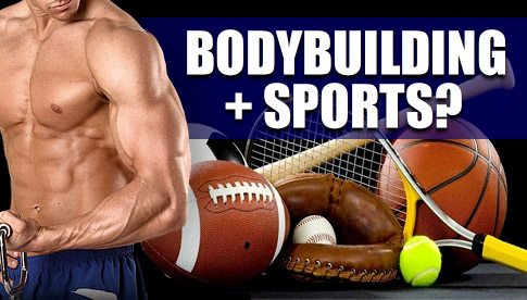 bodybuilding and sports