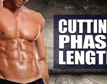 how long to cut before bulking