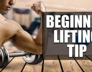 beginner bodybuilding tip