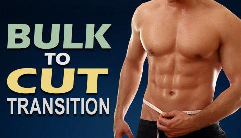 bulking to cutting transition