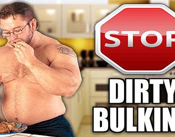 dirty bulking