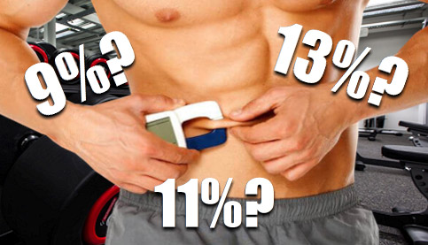 what is my body fat percentage