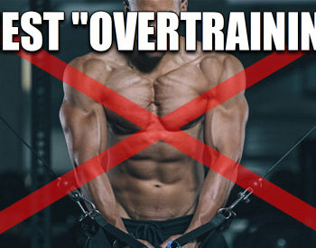 chest overtraining